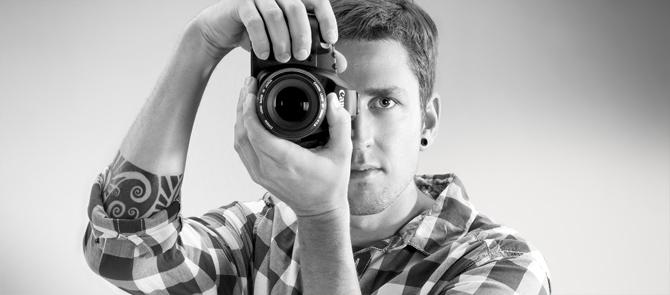 Selbstportrait Benjamin Krohn Artikelbild1 Fotograf aus Stuttgart   Benjamin Krohn